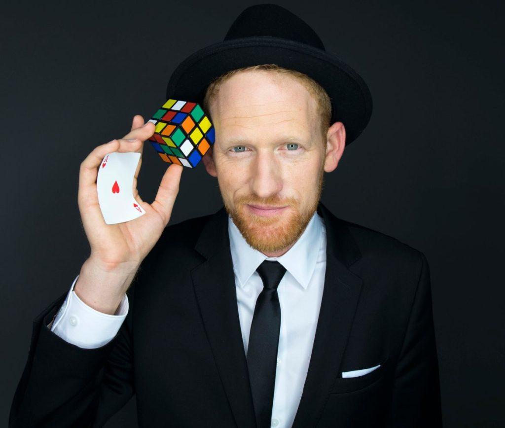 Karl Koppertop Magic on The Mind small
