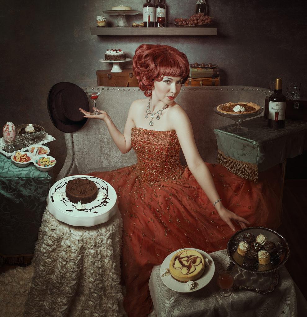 Carisa Hendrix Let Her Eat Cake