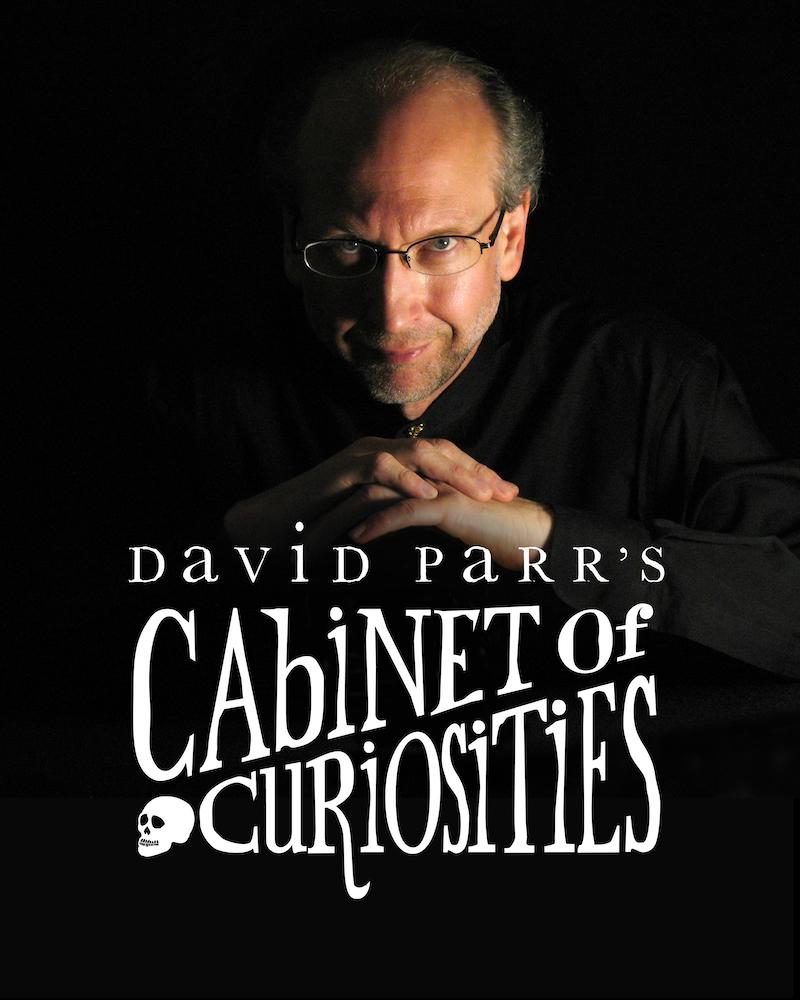 David Parr's Cabinet of Curiosities