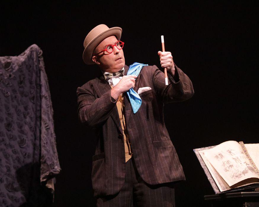 Stuart MacDonald wand SMALL