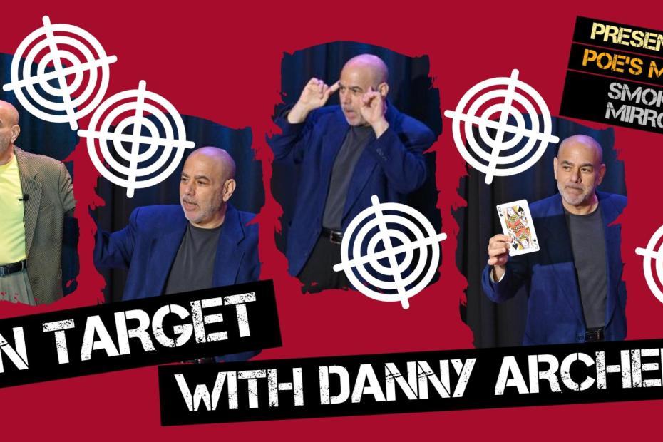 On Target Danny Archer Poe - SMMT