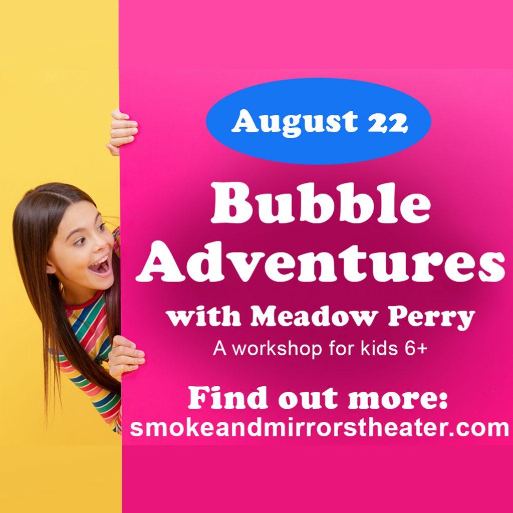 bubble adventures workshop square 1