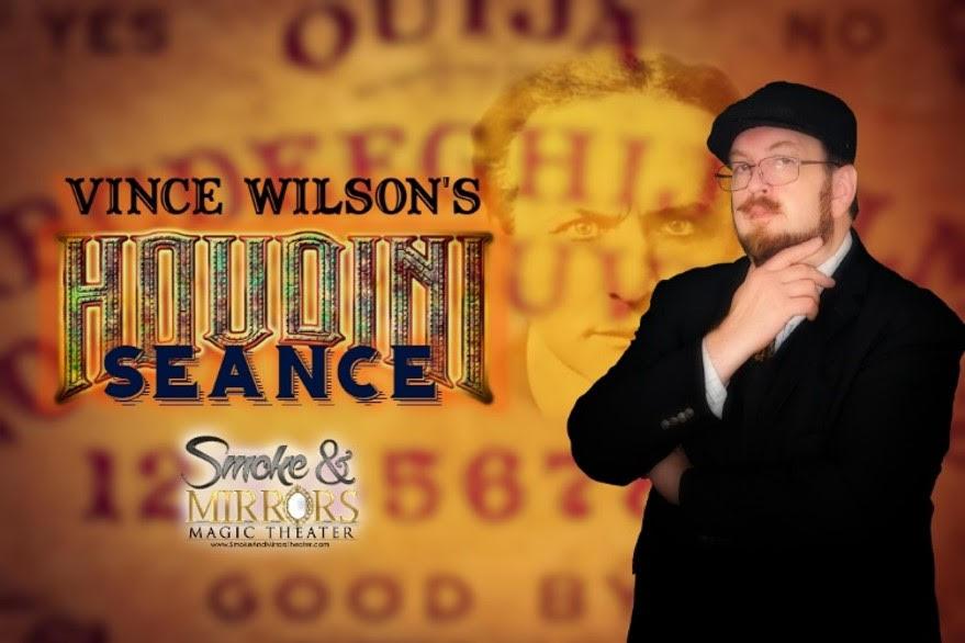 Vince Wilson Seance